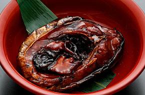米沢鯉の甘煮
