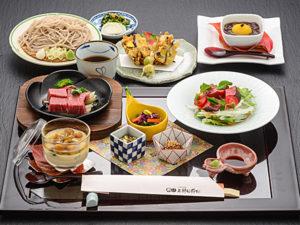 季節の御料理 6,000円(税別)