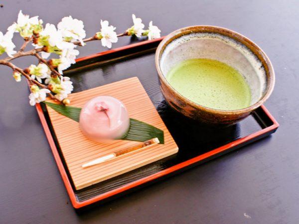 桜の水まんじゅう(小)