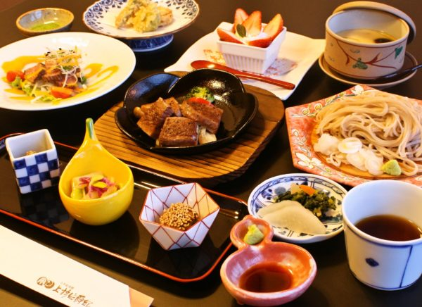 歓送迎会料理6000円