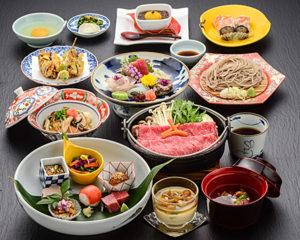 祝い膳 13,000円(税別)~