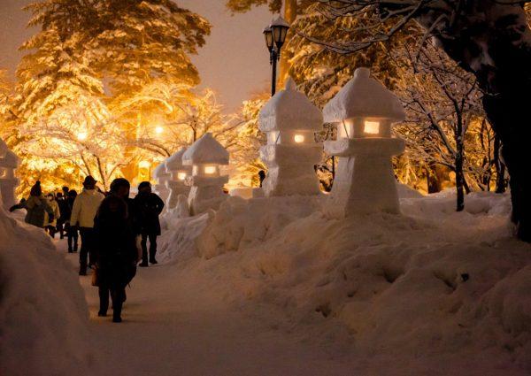 上杉雪灯篭まつり-58
